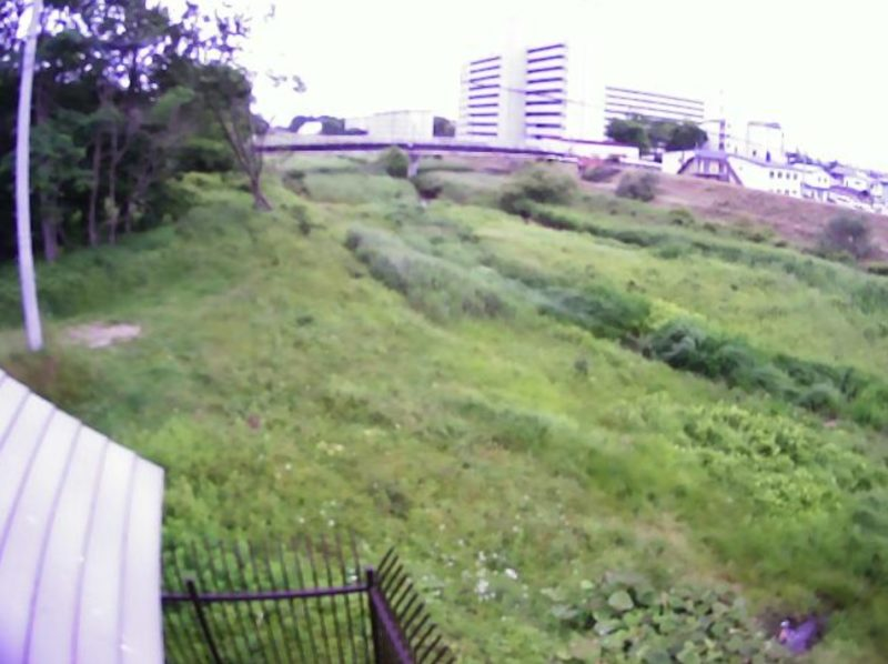 苫小牧川高丘ライブカメラ(北海道苫小牧市高丘)