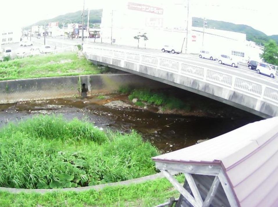 富岸川富穂橋ライブカメラ(北海道登別市若山町)