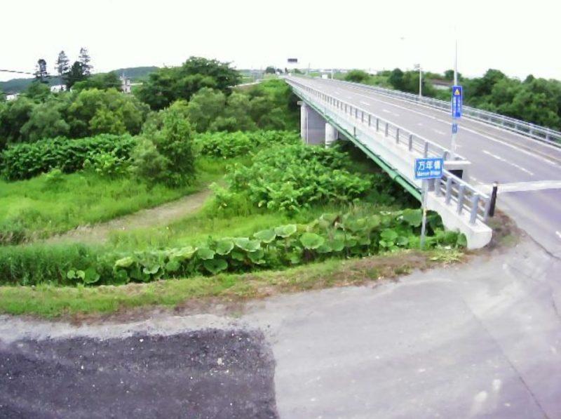 浦幌川万年橋ライブカメラ(北海道浦幌町万年)