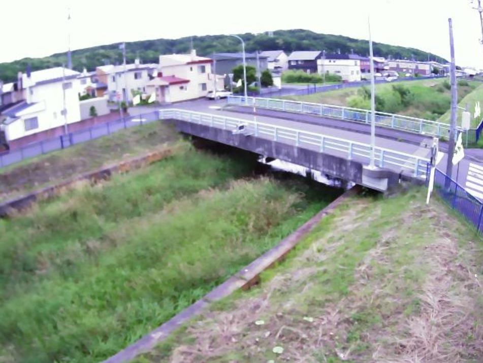 有珠川1.4KPライブカメラ(北海道苫小牧市有珠の沢町)