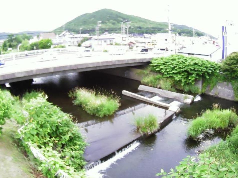 鷲別川上鷲別橋ライブカメラ(北海道登別市美園町)