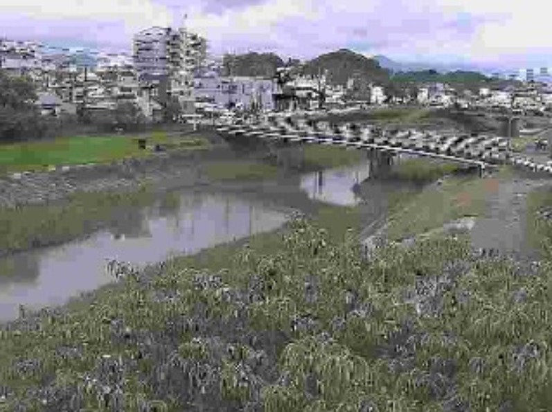 八重川両国橋ライブカメラ(宮崎県宮崎市恒久)