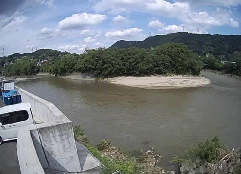 大和川青谷ライブカメラ(大阪府柏原市国分東条町)