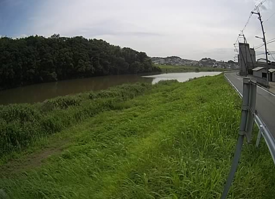 大和川高井田ライブカメラ(大阪府柏原市高井田)
