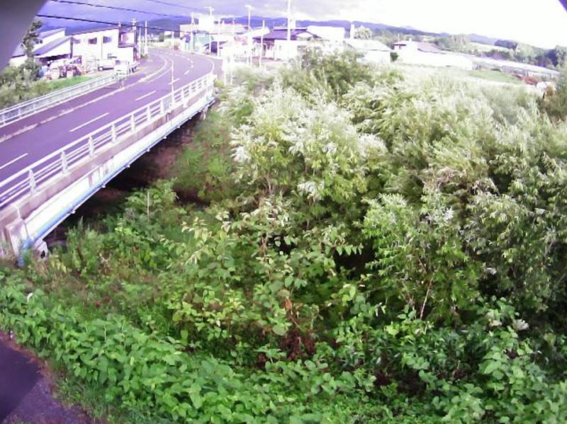 泥川0.5KPライブカメラ(北海道厚沢部町館町)