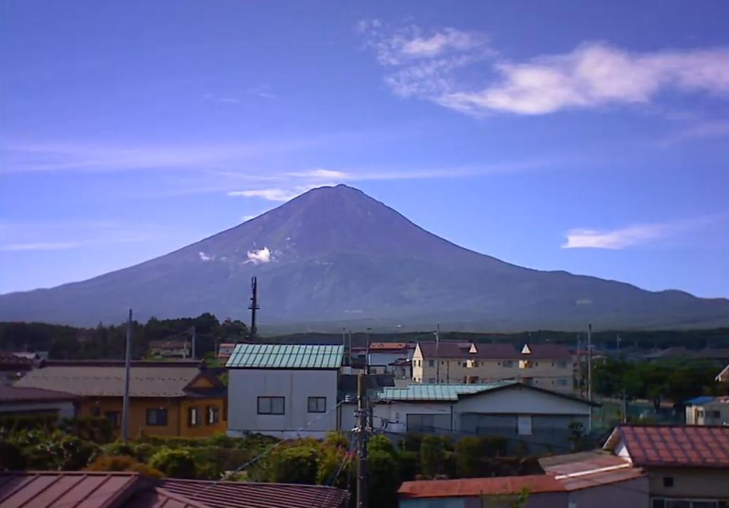 富士五湖TV河口湖富士山ライブカメラ(山梨県富士河口湖町勝山)