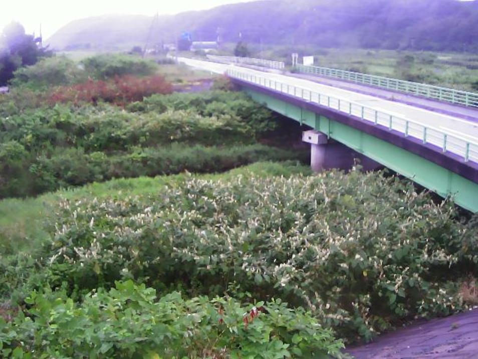 姫川2.8KPライブカメラ(北海道乙部町姫川)