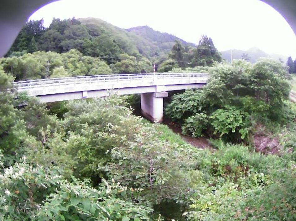 中野川4.5KPライブカメラ(北海道木古内町中野)