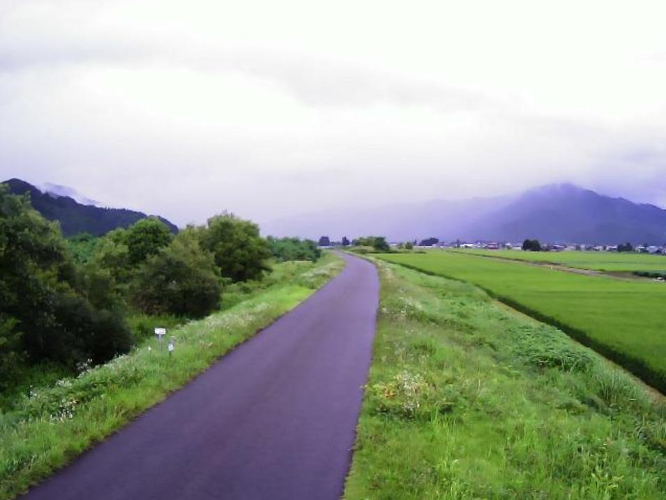 雄物川岩館観測所ライブカメラ(秋田県湯沢市小野)