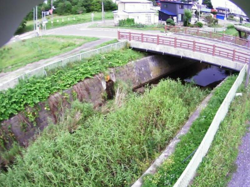 佐女川0.6KPライブカメラ(北海道木古内町木古内)