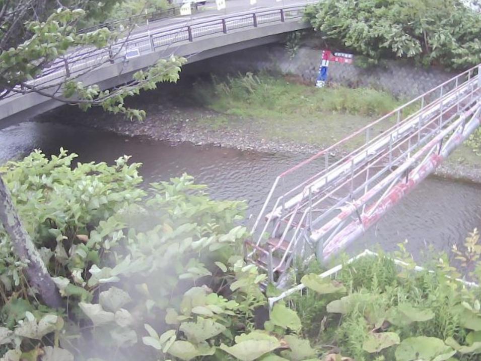 志幌加別川9.7KPライブカメラ(北海道夕張市千代田)