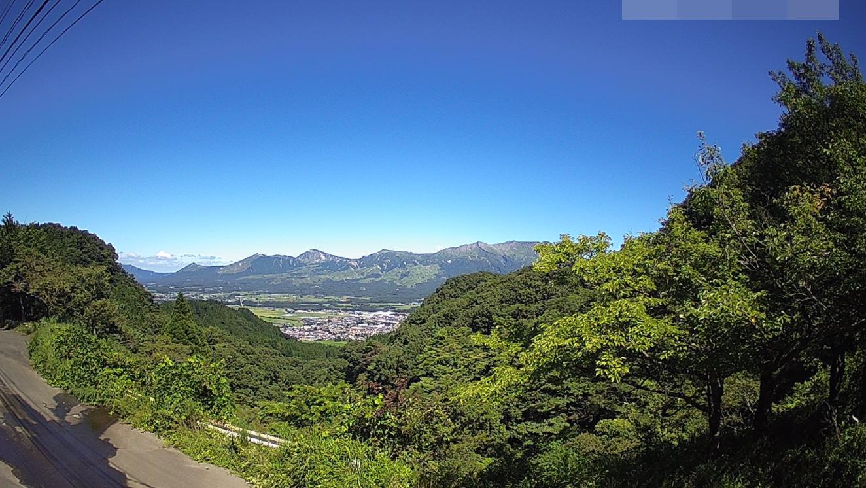 高森峠阿蘇雲海ライブカメラ(熊本県高森町高森)