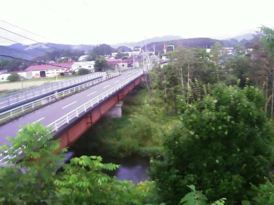 鶉川8.7KPライブカメラ(北海道厚沢部町鶉町)