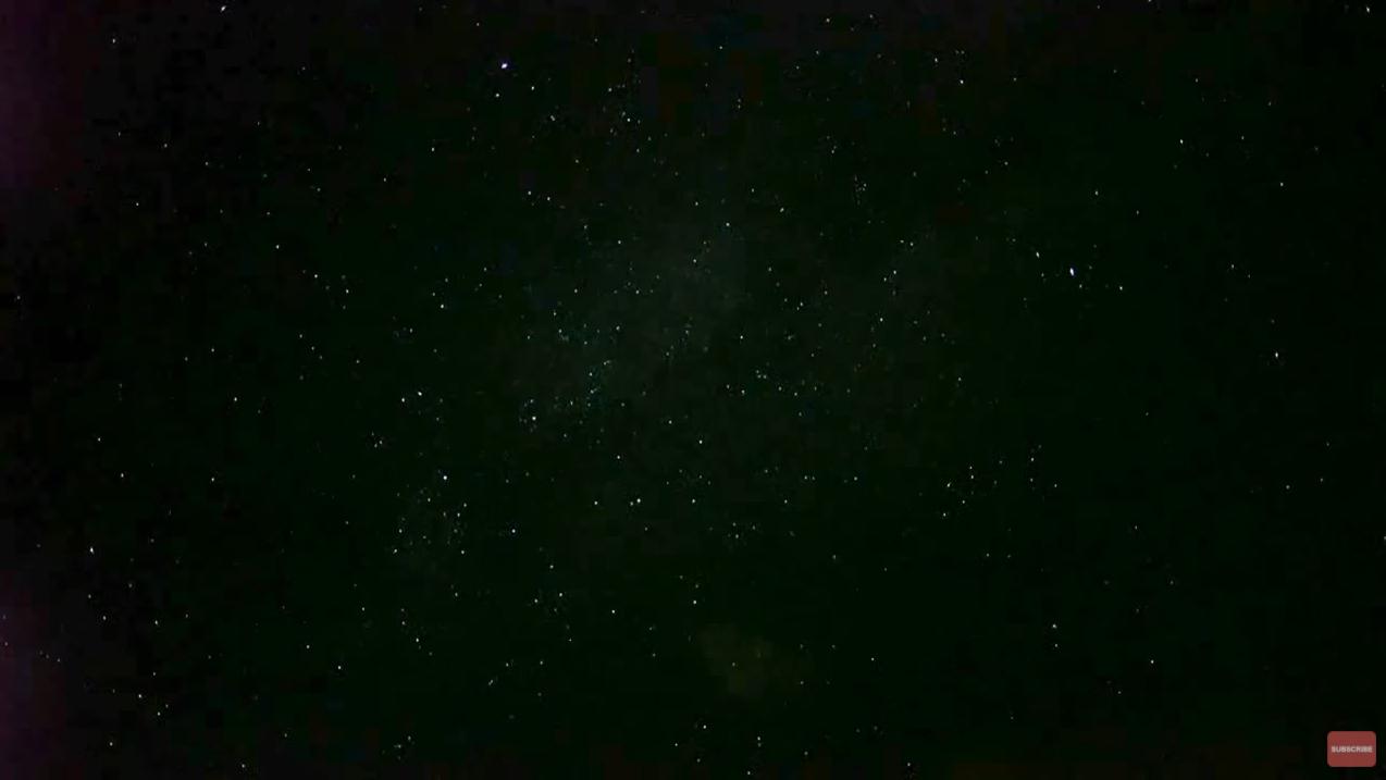 ウェザーニュースペルセウス座流星群ライブカメラ