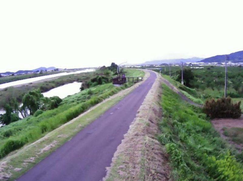 阿武隈川赤川原ライブカメラ(福島県桑折町赤川原)