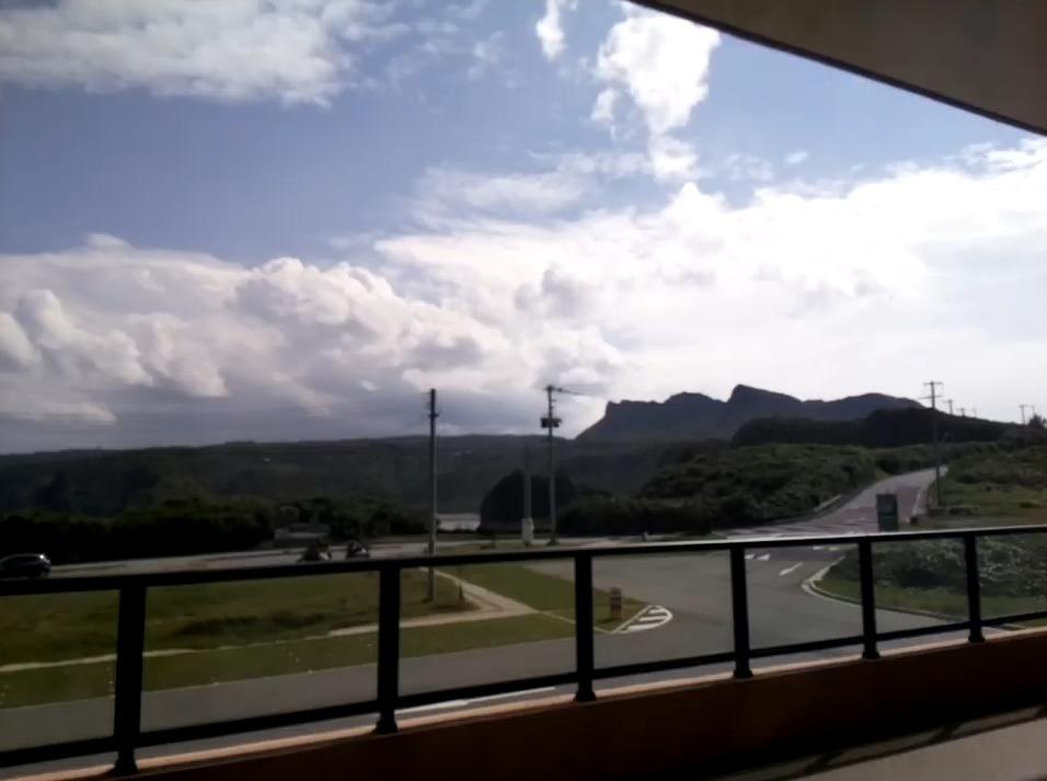 大石林山沖縄本島最北端ライブカメラ(沖縄県国頭村辺戸)