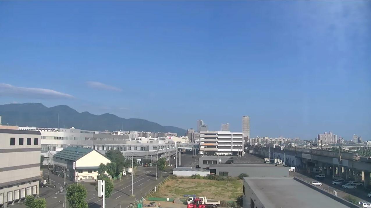 サンコー事務機札幌桑園ライブカメラ(北海道札幌市中央区)