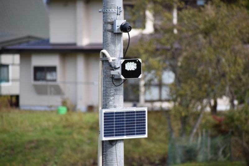 河川に設置されている簡易型ライブカメラ