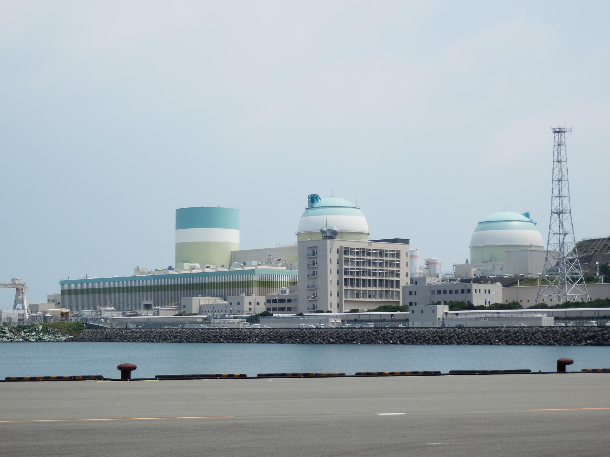 原子力発電所ライブカメラ一覧
