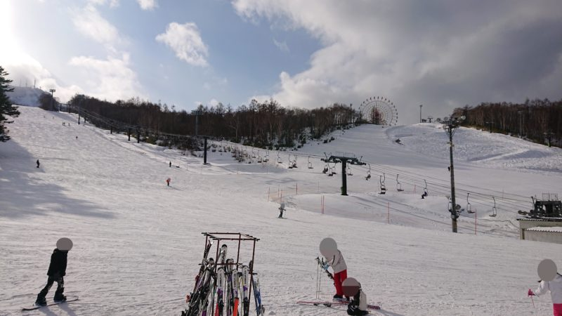 カメラ 猪苗代 スキー 場 ライブ