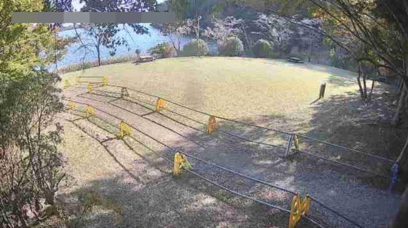 田貫湖キャンプ場北広場ライブカメラ(静岡県富士宮市猪之頭)