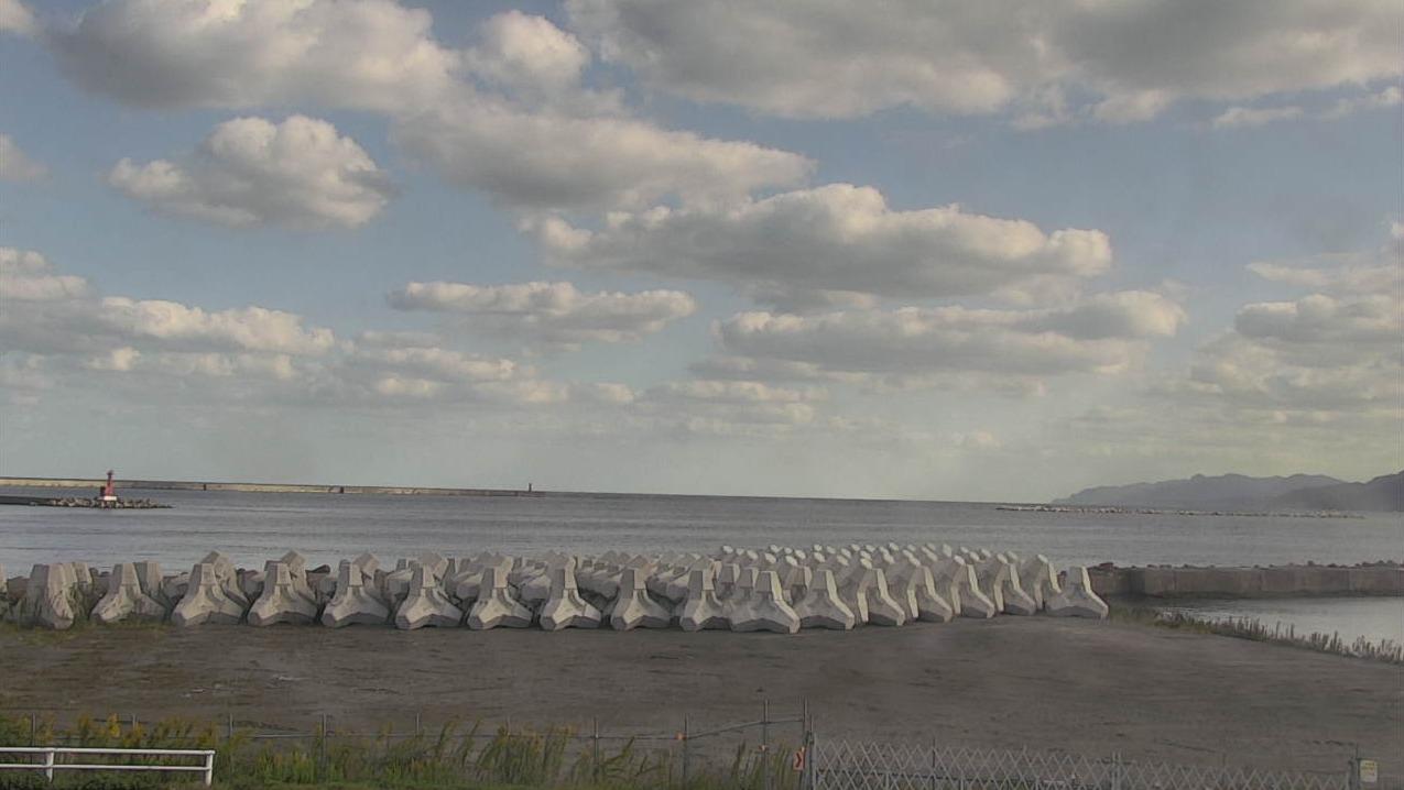 輪島港ライブカメラ(石川県輪島市河井町)