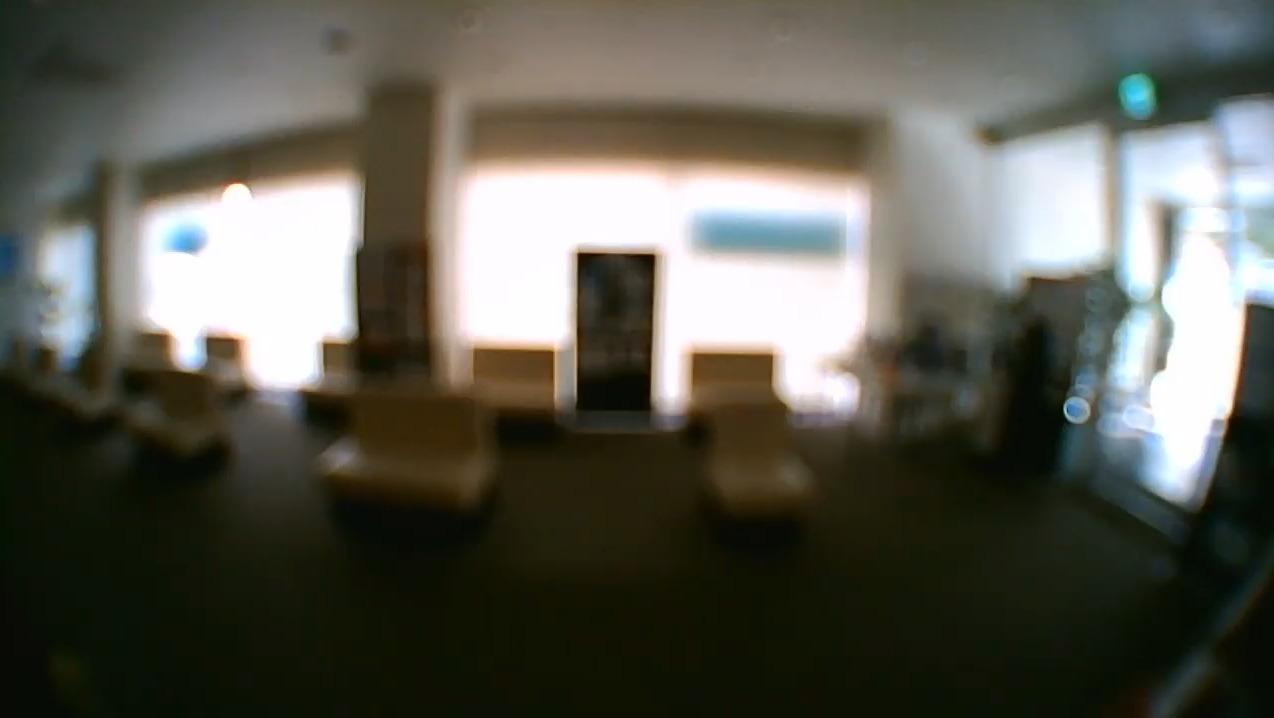 大八木眼科待合室ライブカメラ(福岡県北九州市八幡東区)