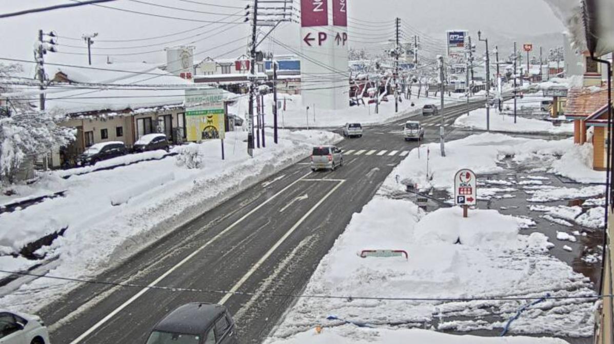 カメラ ライブ 県 新潟 道路