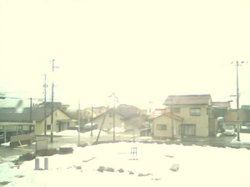 FMかほく宝達山ライブカメラ(石川県かほく市白尾)