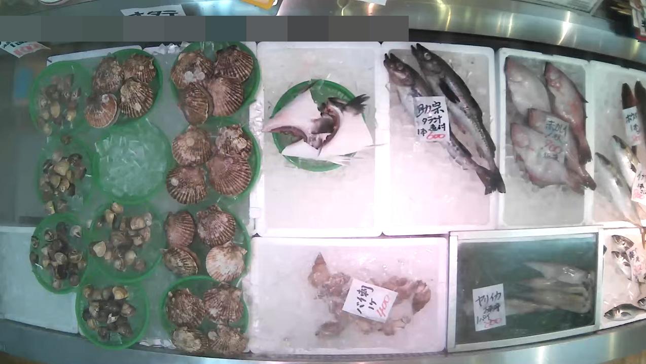 磯貝鮮魚店第3ライブカメラ(新潟県糸魚川市能生小泊)