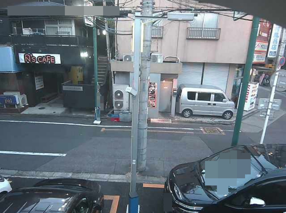NTTルパルク蕨駅前第1駐車場ライブカメラ(埼玉県蕨市中央)