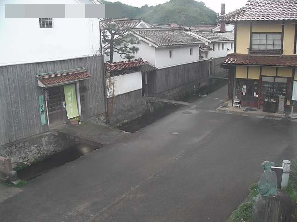 玉川研屋町ライブカメラ(鳥取県倉吉市研屋町)
