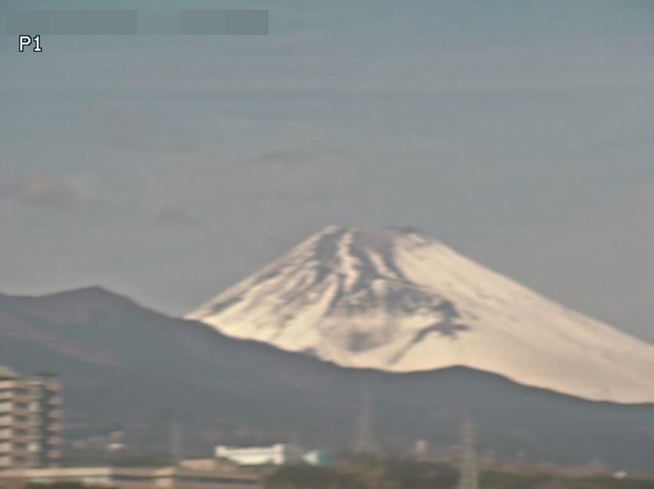 動物先端医療センターAdAM富士山ライブカメラ(静岡県長泉町下長窪)