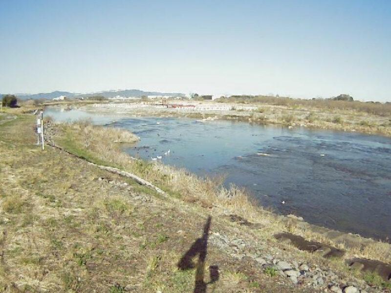荒川84.0KP右岸ライブカメラ(埼玉県深谷市本田)