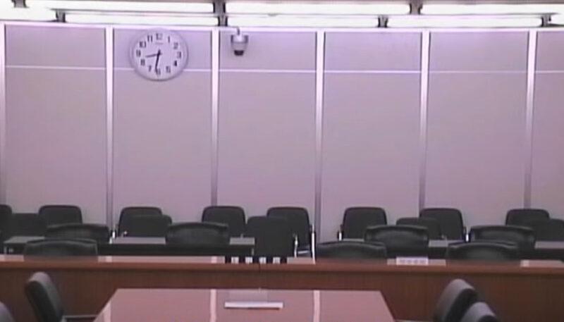 京都市会第2会議室ライブカメラ(京都府京都市中京区)
