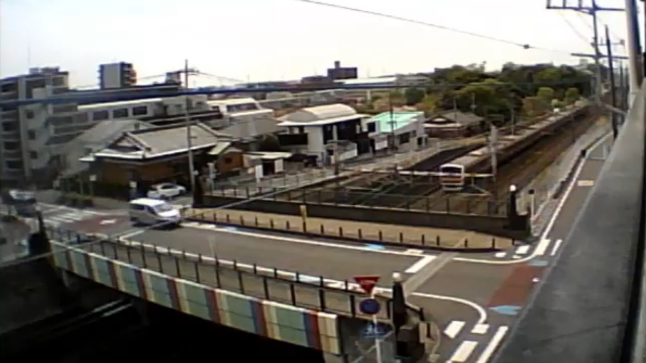 JR武蔵野線東浦和橋ライブカメラ(埼玉県さいたま市緑区)