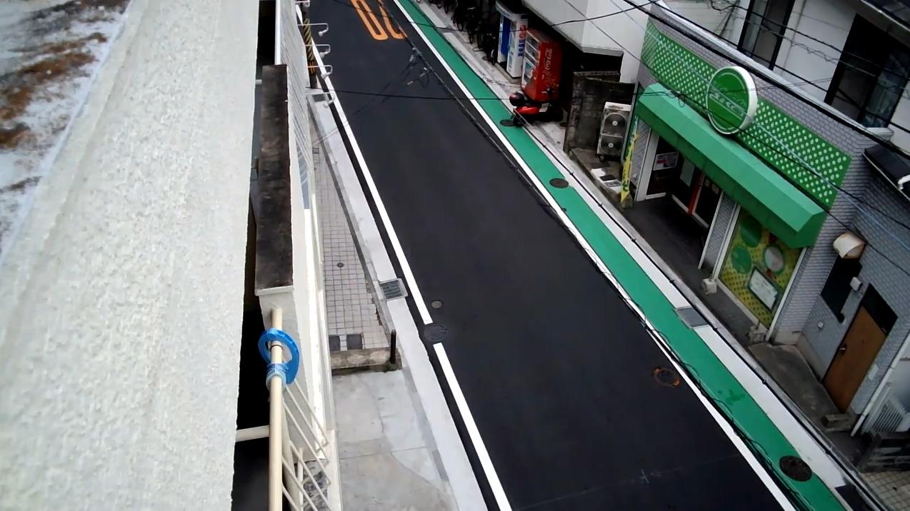 インサイドアウト警固本通りライブカメラ(福岡県福岡市中央区警固)