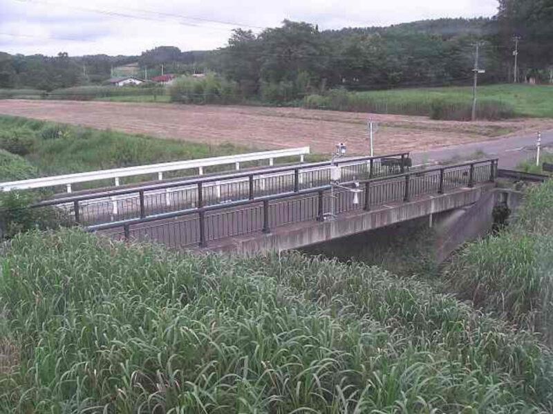 新田川大森橋ライブカメラ(福島県飯舘村深谷)