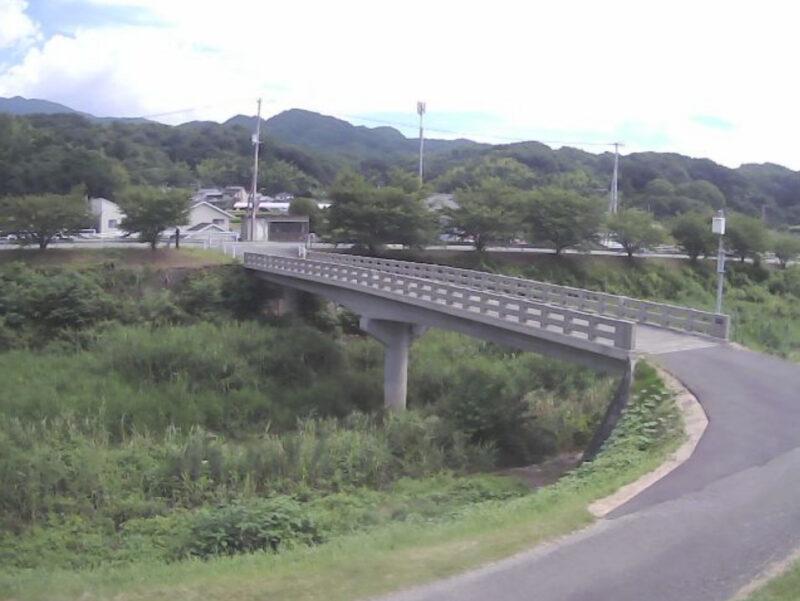 立岩川高柳橋ライブカメラ(愛媛県松山市正岡神田)