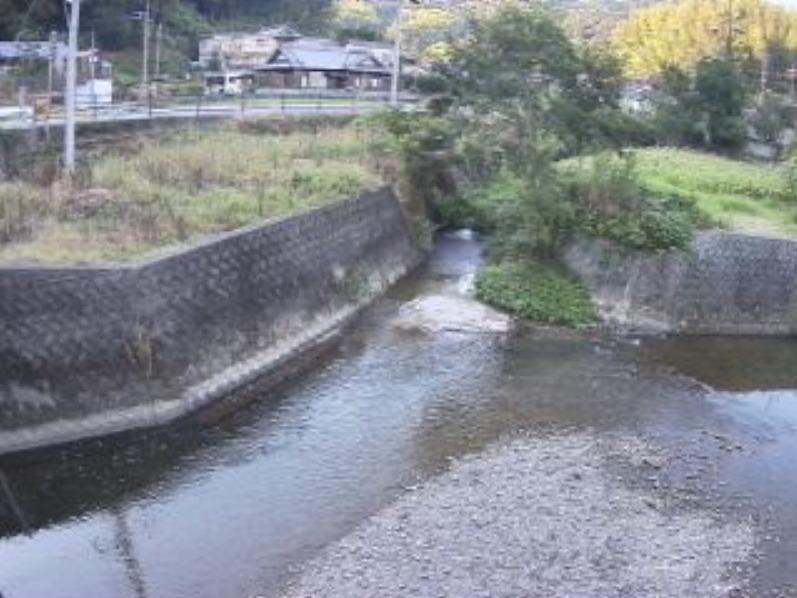 真国川西野ライブカメラ(和歌山県紀美野町西野)