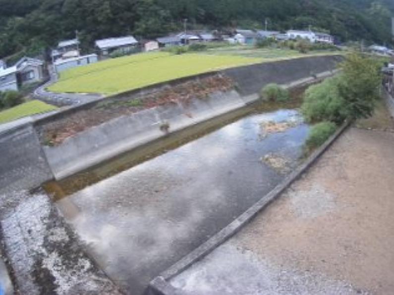 太間川太間地橋ライブカメラ(和歌山県すさみ町周参見)
