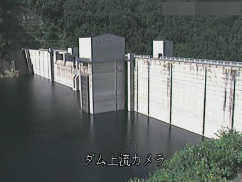 湯西川ダム上流第2ライブカメラ(栃木県日光市西川)