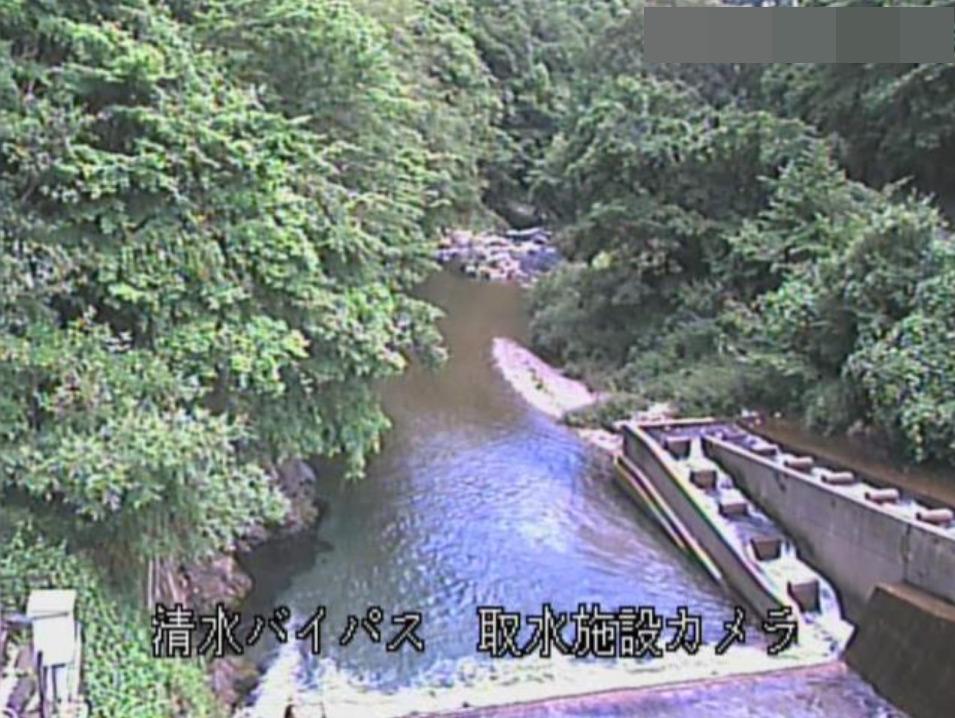湯西川ダム上流第3ライブカメラ(栃木県日光市西川)