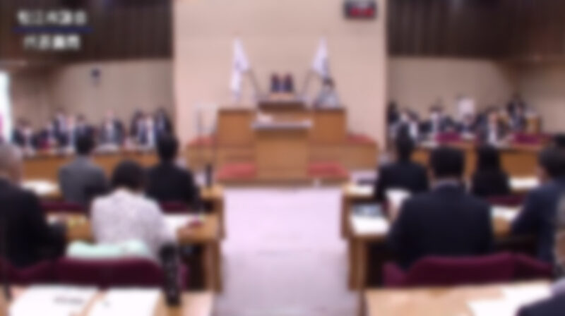 松江市議会ライブカメラ(島根県松江市末次町)