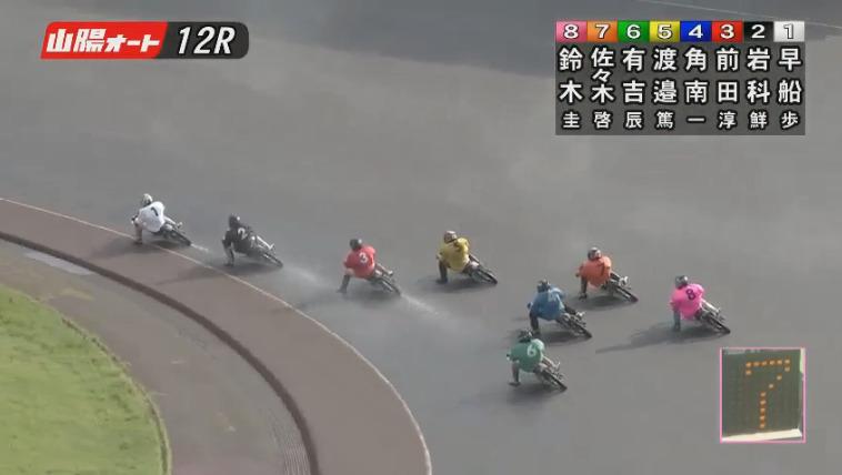 山陽オートレースライブカメラ(山口県山陽小野田市埴生)